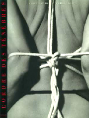« L'ordre des ténèbres » Texte de Pierre Bourgeade, éditions Denoël, Grance 1988