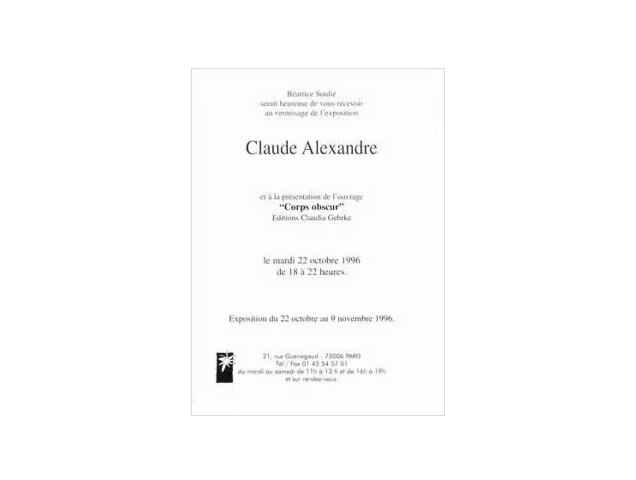 Expositions Claude Alexandre_06