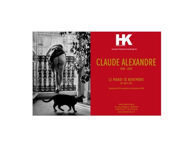 Expositions Claude Alexandre_01